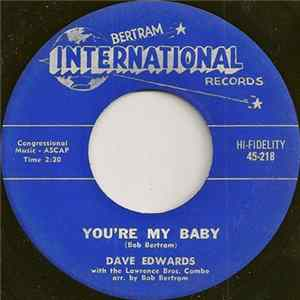 Dave Edwards - You're My Baby / Pretty Baby