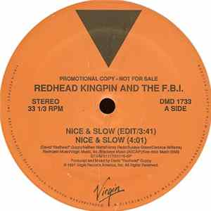 Redhead Kingpin And The FBI - Nice & Slow