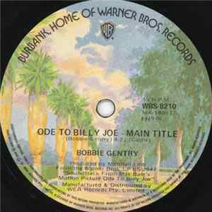 Bobbie Gentry / Michel Legrand - Ode To Billy Joe - Main Title / There'll Be Time (Love Theme)