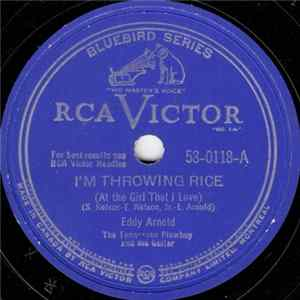 Eddy Arnold - I'm Throwing Rice / Show Me The Way Back To Your Heart