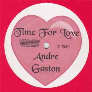 Andre Gaston - Time For Love